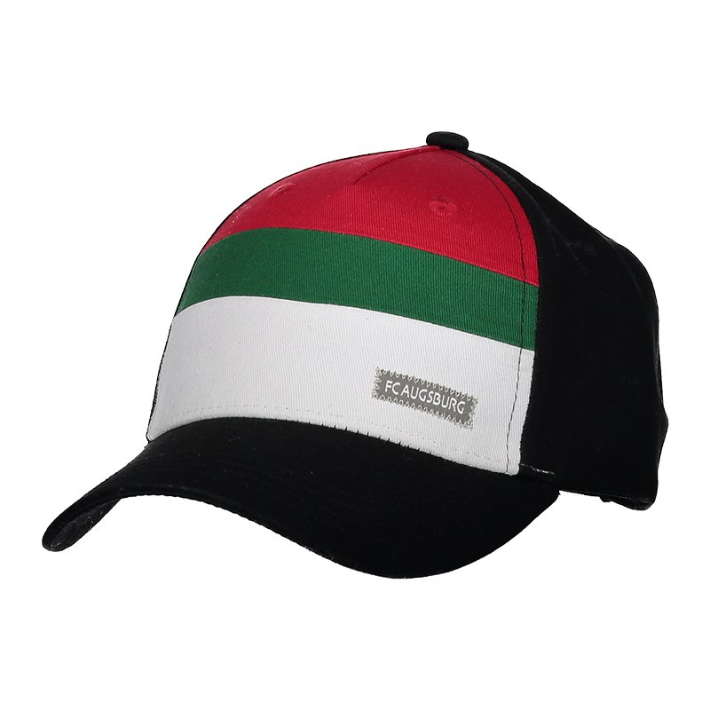 FC Augsburg Fan Cap Classic Kids 3 Colours - rot